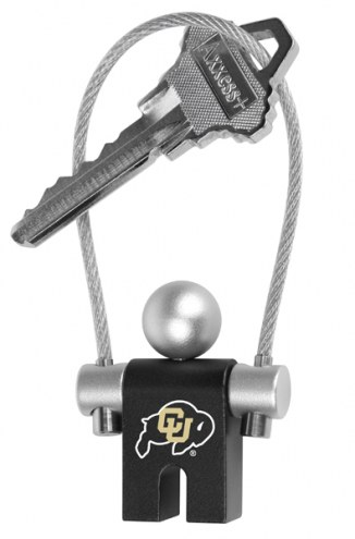 Colorado Buffaloes Jumper Keychain