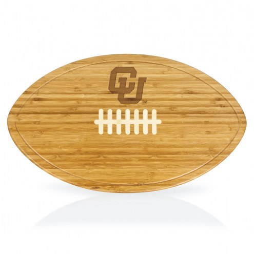 Colorado Buffaloes Kickoff Cutting Board