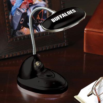 Colorado Buffaloes LED Desk Lamp