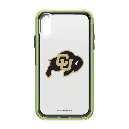 Colorado Buffaloes LifeProof iPhone XR Slam Case