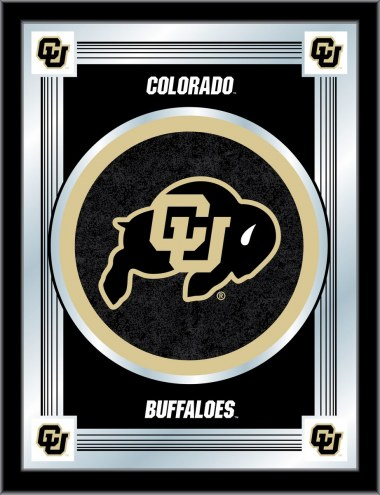 Colorado Buffaloes Logo Mirror