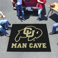 Colorado Buffaloes Man Cave Tailgate Mat
