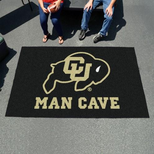 Colorado Buffaloes Man Cave Ulti-Mat Rug