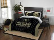 Colorado Buffaloes Modern Take Full/Queen Comforter Set