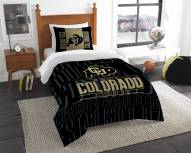 Colorado Buffaloes Modern Take Twin Comforter Set
