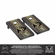 Colorado Buffaloes Operation Hat Trick Stained Cornhole Game Set