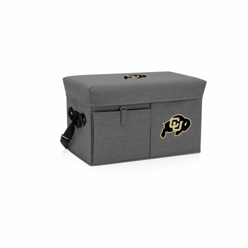 Colorado Buffaloes Ottoman Cooler & Seat