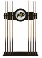 Colorado Buffaloes Pool Cue Rack