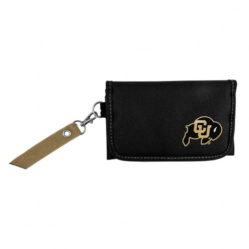 Colorado Buffaloes Ribbon Organizer Wallet