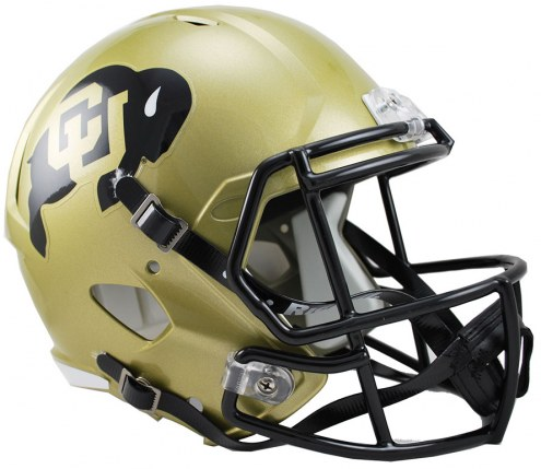 Colorado Buffaloes Riddell Speed Collectible Football Helmet