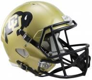 Colorado Buffaloes Riddell Speed Collectible Football Helmet