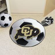 Colorado Buffaloes Soccer Ball Mat