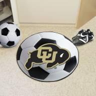 Colorado Buffaloes Soccer Ball Mat