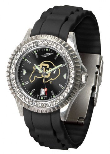 Colorado Buffaloes Sparkle Women's Watch
