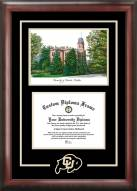 Colorado Buffaloes Spirit Graduate Diploma Frame