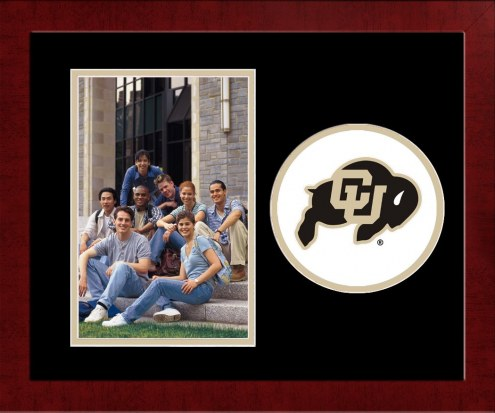 Colorado Buffaloes Spirit Vertical Photo Frame