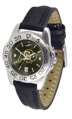 Colorado Buffaloes Sport AnoChrome Women's Watch