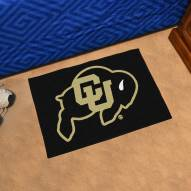 Colorado Buffaloes Starter Rug