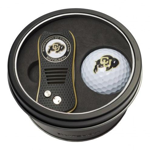 Colorado Buffaloes Switchfix Golf Divot Tool & Ball