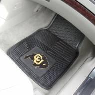 Colorado Buffaloes Vinyl 2-Piece Car Floor Mats