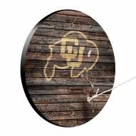 Colorado Buffaloes Weathered Design Hook & Ring Game
