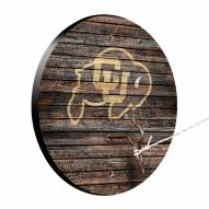 Colorado Buffaloes Weathered Design Hook & Ring Game