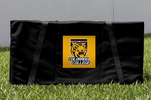 Colorado College Tigers Cornhole Carrying Case