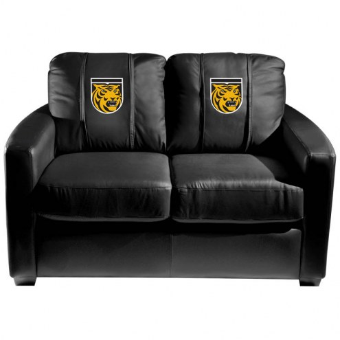 Colorado College Tigers XZipit Silver Loveseat