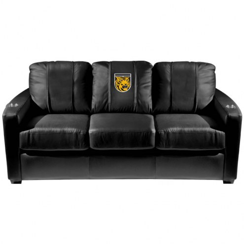 Colorado College Tigers XZipit Silver Sofa