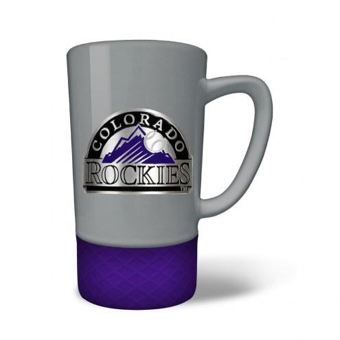 Colorado Rockies 15 oz. Jump Mug