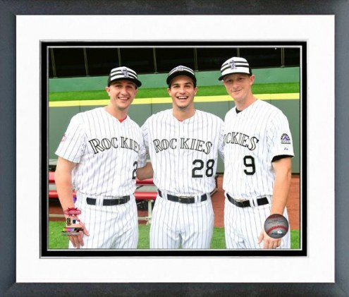 Colorado Rockies 2015 MLB All-Star Game Framed Photo