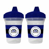 Colorado Rockies Sippy Cup - 2 Pack