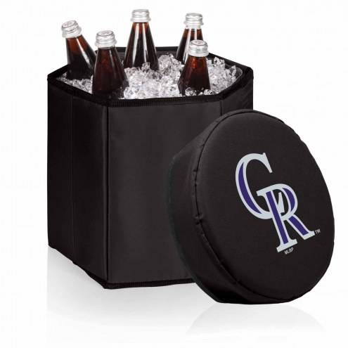 Colorado Rockies Bongo Cooler