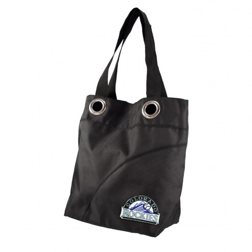 Colorado Rockies Color Sheen Tote Bag