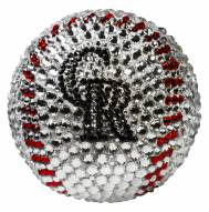 Colorado Rockies Swarovski Crystal Baseball