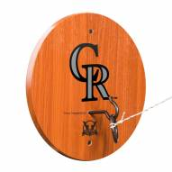 Colorado Rockies Hook & Ring Game