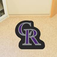 Colorado Rockies Mascot Mat