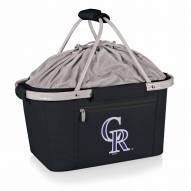 Colorado Rockies Metro Picnic Basket