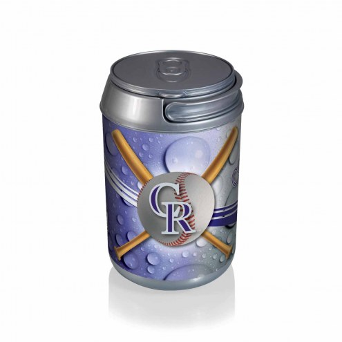 Colorado Rockies Mini Can Cooler