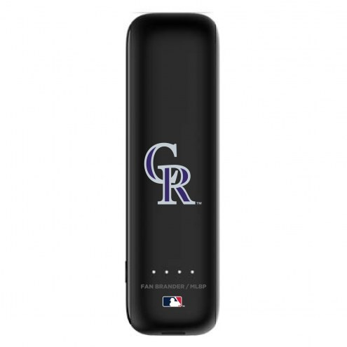 Colorado Rockies mophie Power Boost Mini Portable Battery