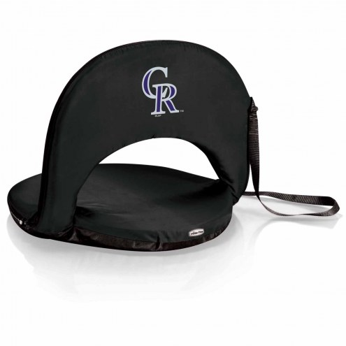 Colorado Rockies Oniva Beach Chair