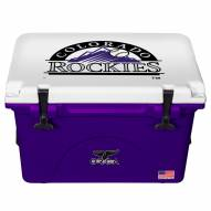 Colorado Rockies ORCA 40 Quart Cooler