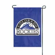 Colorado Rockies Premium Garden Flag