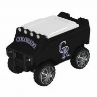 Colorado Rockies Remote Control Rover Cooler