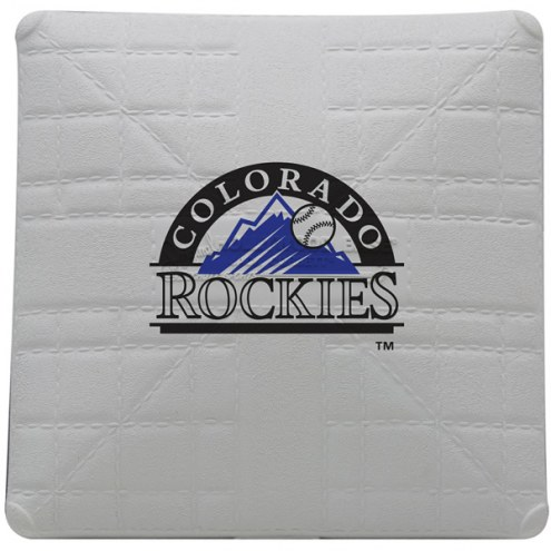 Colorado Rockies Schutt MLB Authentic Baseball Base