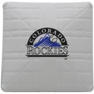 Colorado Rockies Schutt MLB Mini Baseball Base