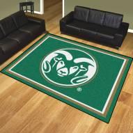 Colorado State Rams 8' x 10' Area Rug