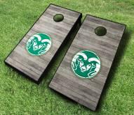 Colorado State Rams Cornhole Board Set