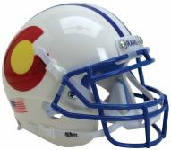 Colorado State Rams Alternate 1 Schutt Mini Football Helmet