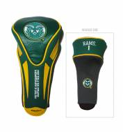 Colorado State Rams Apex Golf Driver Headcover